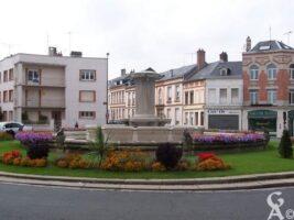 La Place Lafayette - Contributeur : Nathalie Debreux