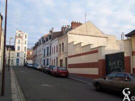 Rue des Frères Desains - Contributeur : Nathalie Debreux