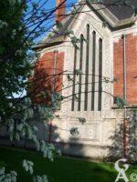 Une vue de l'église - Contributeur : Sébastien Sartori