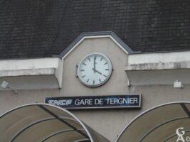 Gare de Tergnier - Contributeur : G.Destré