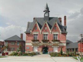 Mairie de Quessy - Contributeur : G.Destré