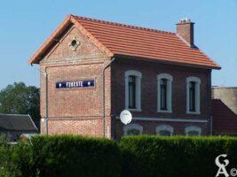 La gare - Contributeur : S. Sartori