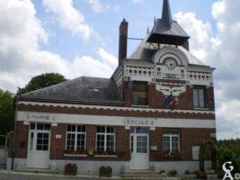 mairie et école - Contributeur : M.Trannois
