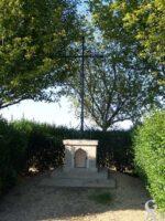 La calvaire près du cimetière - Contributeur : S. Sartori