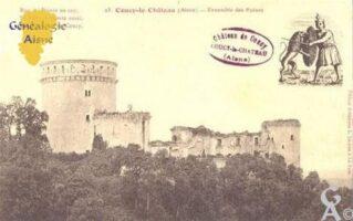 ensemble des ruines - Contributeur : Carte postale : Sébastien sartori