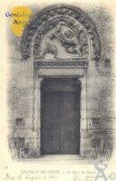 La porte du Donjon - Contributeur : M Trannois