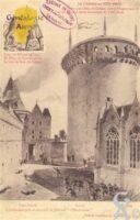 Le château au XIIIéme siécle  - Contributeur : M Trannois