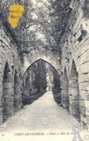 Porte et Allée du Parc - Contributeur : M Trannois