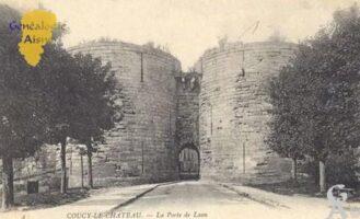 La Porte de Laon - Contributeur : M Trannois