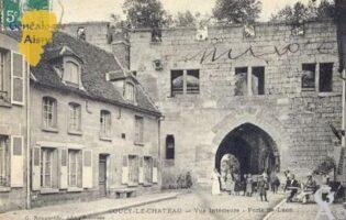 Vue intérieure - Porte de Laon - Contributeur : M Trannois