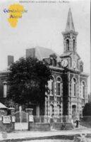 La mairie - Contributeur : Mairie de Brancourt le Grand