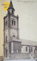 L'église - Contributeur : A.M. de Saint-Quentin