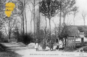 Rue de la Gare - Contributeur : Mairie de Brancourt le Grand