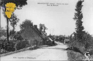 Entrée du pays rue de Bohain - Contributeur : Mairie de Brancourt le Grand