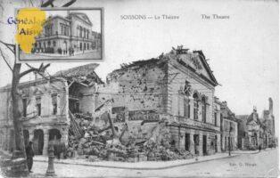 Le Théâtre - Contributeur : Christiane Brenu