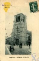L'Eglise Saint - Martin - Contributeur : Christiane Brenu