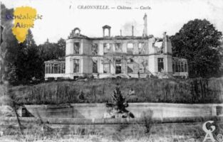 Le château. - Contributeur : Christiane Brenu