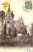 Ancien château - La chapelle - Contributeur : Christiane Brenu