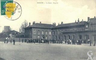 La Gare - Façade - Contributeur : Michel Bonneroy