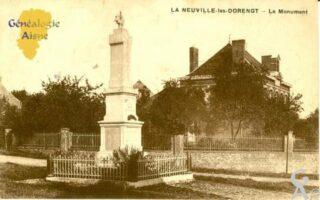 Le monument aux Morts - Contributeur : Michel Bonneroy