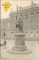 Statue : Henri Martin - Contributeur : Sébastien Sartori