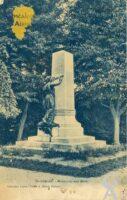 Le monument aux Morts. - Contributeur : Michel Bonneroy