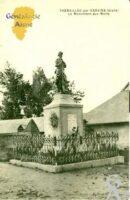 Le monuments aux Morts - Contributeur : Michel Bonneroy