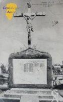 Calvaire aux morts de la Grande Guerre 1914 / 1918.  - Contributeur : Sébastien Sartori