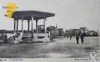 Place Romain Tricoteaux - Contributeur : Jean Marie Lefèvre