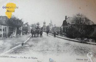 Rue de l'Église - Contributeur : Jean Marie Lefèvre