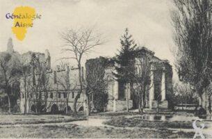 Ruines du château - Contributeur : Stéphanie Peyrichou.