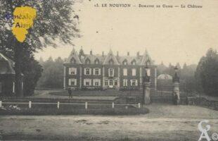 Domaine de Guise - Le Château. - Contributeur : Stéphanie Peyrichou