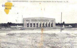 le Monument aux Morts de la Guerre - Contributeur : Sébastien Sartori