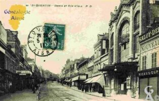 Omnia et rue d'Isle - Contributeur : Maryse Trannois
