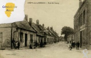 rue de Coucy - Contributeur : Laurent Colas