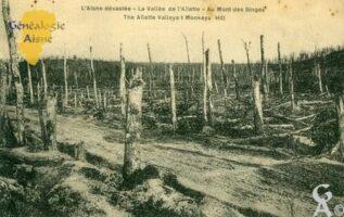 la vallée de l'Ailette -  Mont des Singes - Contributeur : Michel Bonneroy