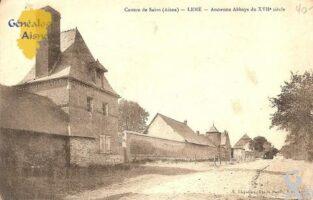 ancienne Abbaye du 17éme siècle. - Contributeur : Isabelle Emery