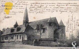 L'église, l'ancienne marie et l'école - Contributeur : N.Lucchini