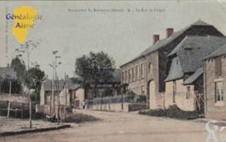 La rue de Foigny - Contributeur : N.Lucchini