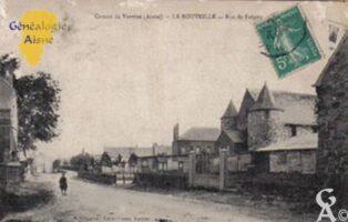 Rue de Foigny - Contributeur : N.Lucchini