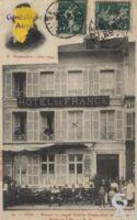 la maison natale de Camille Desmoulins telle qu'elle était en 1909. - Contributeur : A. Laurent