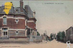 Rue de la Gare - Contributeur : N.Lucchini