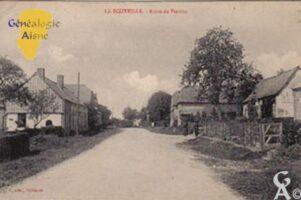 La route de Vervins - Contributeur : N.Lucchini