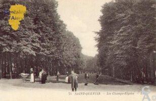 les Champs Elysées - Contributeur : Sébastien Sartori