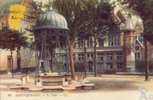 le puit, Place du marché - Contributeur : Sébastien sartori
