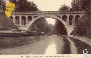 le pont de Riqueval - Contributeur : Guy Gilkin