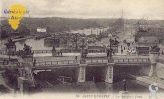 le nouveau pont - Contributeur : Guy Gilkin