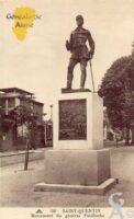 monument du général Faïdherbe - Contributeur : Guy Gilkin