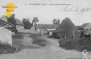 Ferme de Macquincourt - Contributeur : Colette Brille
