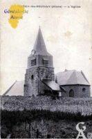 l'église en 1926 - Contributeur : M R. Lavigne